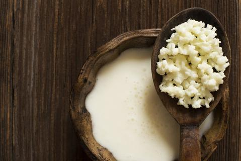 Gut Health- Have you ever tried to make your own Kefir?