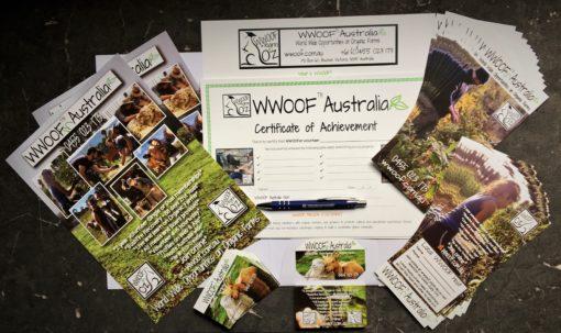 WWOOF Host Marketing Kit 1
