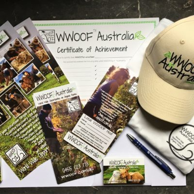 WWOOF Host Marketing Kit 3