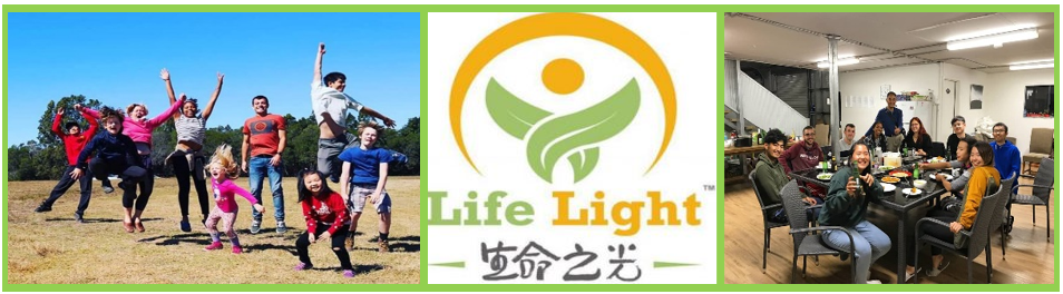 Congratulations Host of the Year –  'Life Light Farm'