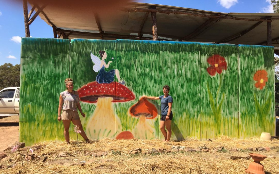WWOOFING at Bissys Permaculture and Holistic Educational Centre – Elona