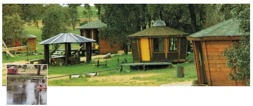 WWOOF on a Yurt Farm