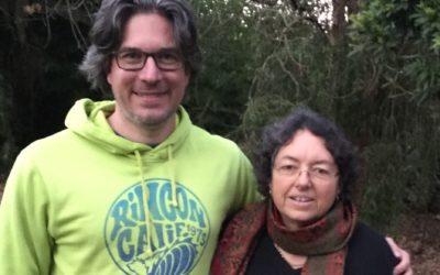 WWOOF Hungary coordinator visits Australia