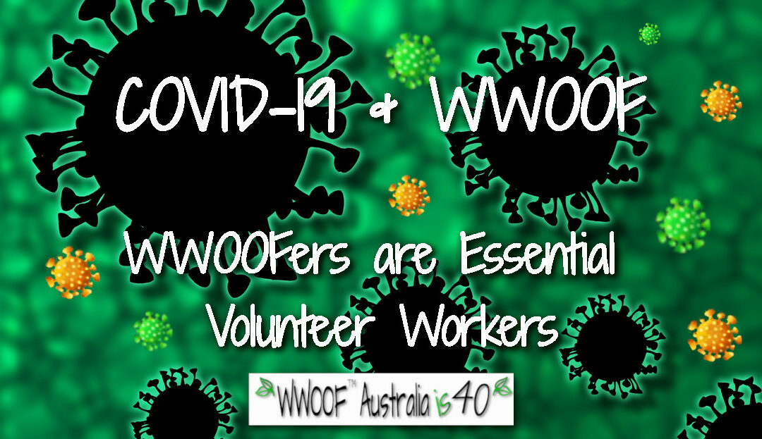 COVID-19 and WWOOF