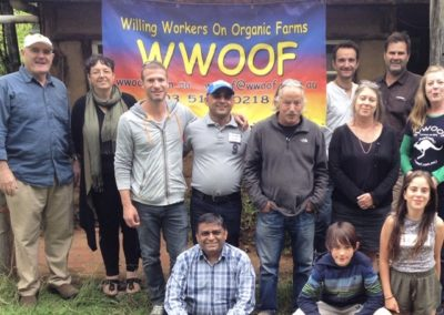 Asia Pacific WWOOF Meeting Australia 2016