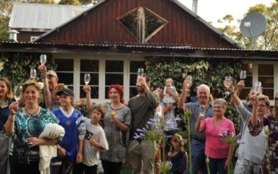 WWOOFing at Elizabeths Winery