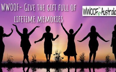 The gift full of lifetime memories