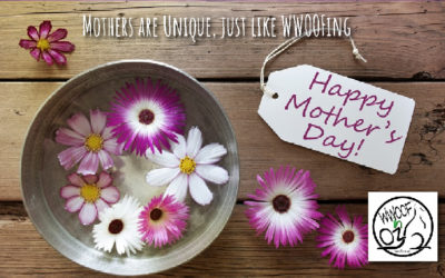 Mothers are Unique, just like WWOOFing