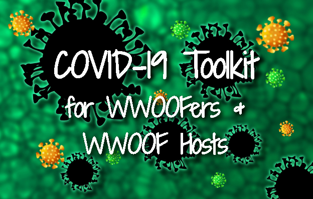 COVID toolkit for WWOOFers ans Hosts