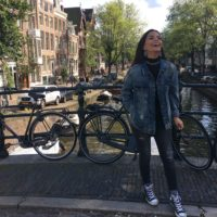 at Amsterdam with good old friends (they make me laugh all the time) :D