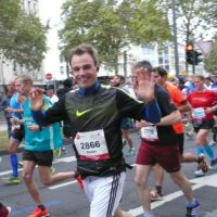 Marathon in cologne
