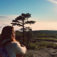 hiking_sunrise