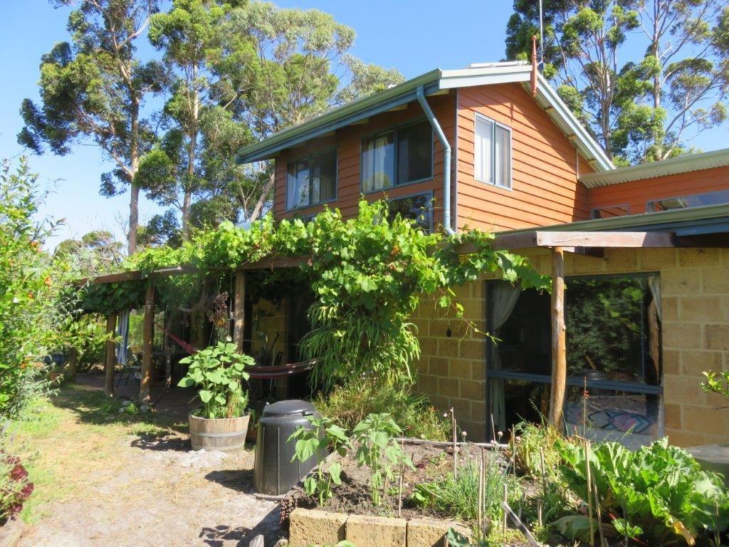 Basil's home at 21 Blackburn St, Denmark